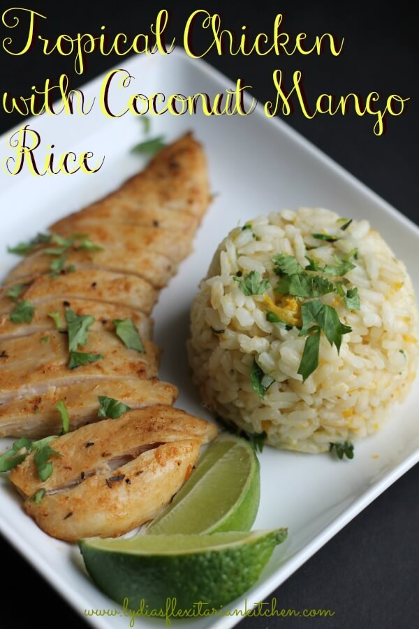 Spicy Mango And Coconut Chicken Recipes — Dishmaps